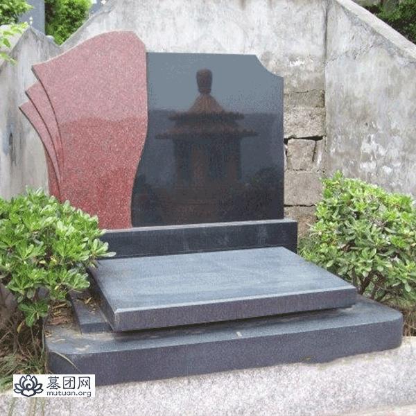 墓碑墓型08