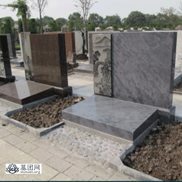 墓碑墓型12