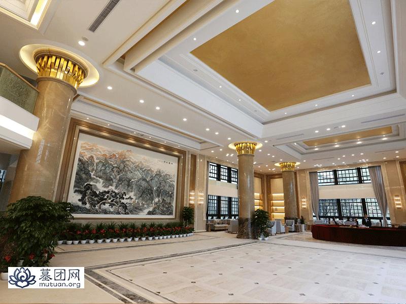 福果山生命纪念园-销售大厅