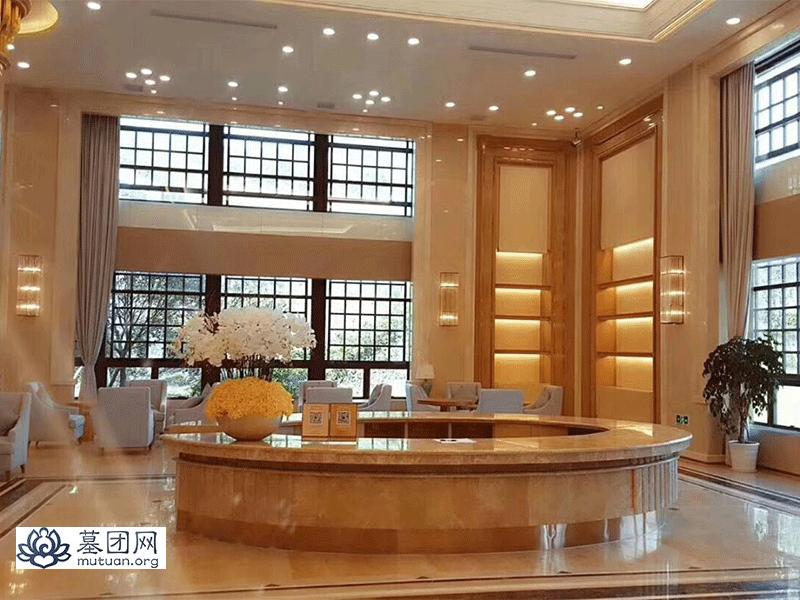 福果山生命纪念园-接待大厅